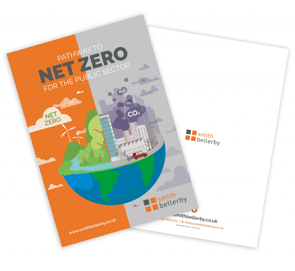 Pathway to net zero for the public sector